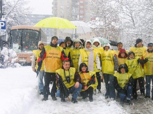 2005 NOVEMBER - OPS CELJE NA PROTESTNEM SHODU V LJUBLJANI