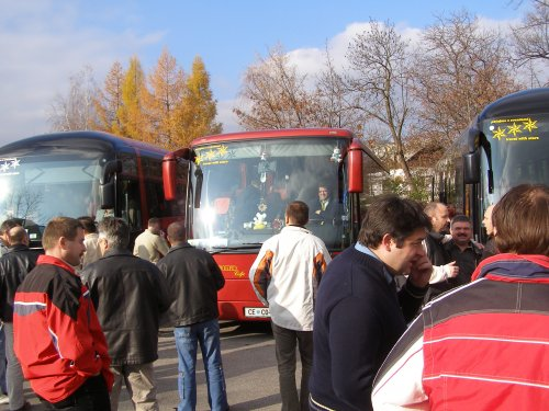 2006 DECEMBER - STAVKOVNI SHOD NA BLEDU