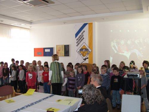 2010 DECEMBER - SLAVNOSTNA SEJA OPS CELJE OB 20 LETNICI DELOVANJA