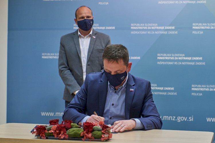 Sklenitev stavkovnega sporazuma med Vlado Republike Slovenije in Policijskim sindikatom Slovenije
