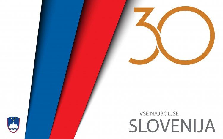 30. let samostojne in neodvisne Republike Slovenije